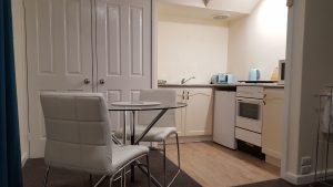 Room 3 Kitchen Palm Beach Bed and Breakfast Rockingham WA