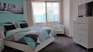 Room 7 at Palm Beach B and B for Rockingham Accommodation