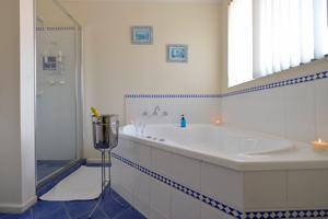 Room 6 Bathroom Palm Beach Bed and Breakfast Rockingham WA